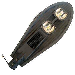 Консольный светильник LED 100W 6400К 9000lm с линзой !