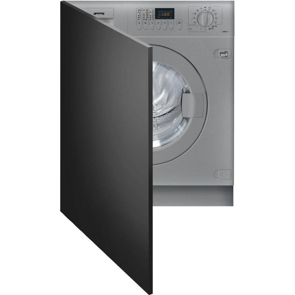 Встраиваемая стиральная машина с сушкой Smeg LSIA147