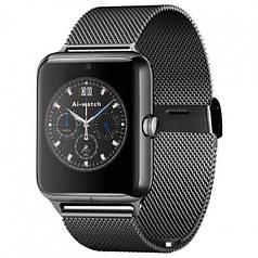 Умные смарт часы Smart Watch Z50-PLUS Черный