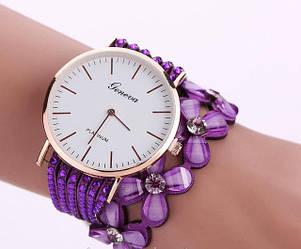 Часы винтажнные с длинным ремешком