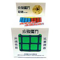 Кубик 4х4 MoYu GuanSu, чорний, в коробці, фото 1