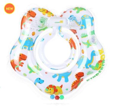 "Круг для купания младенцев ""Dino"" тм KinderenOK"