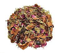 Фруктовый чай брусника,черника (фруктовый витаминный травяной сбор)