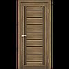 Двери Корфад venecia deluxe VND 01  Дуб браш, дуб марсала, эш-вайт, ясень белый.