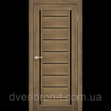 Двери Корфад venecia deluxe VND 01  Дуб браш, дуб марсала, эш-вайт, ясень белый., фото 2