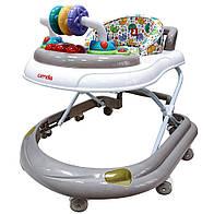 Детские ходунки CARRELLO Alto CRL-9605 Beige 2 в 1 ***