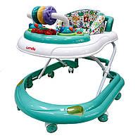 Детские ходунки CARRELLO Alto CRL-9605 Turquoise 2 в 1 ***