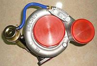 Турбокомпрессор (турбина) в сборе к самосвалу FAW CA3252 (CA6DL1-31 310 л.с.)