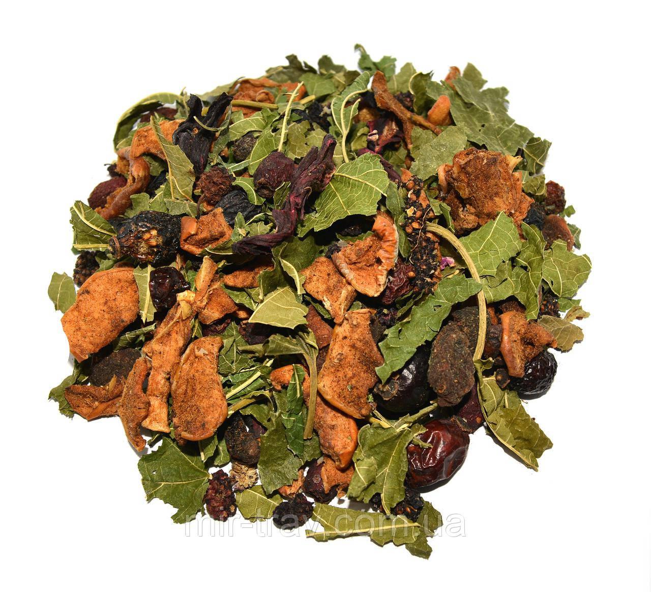 Фруктовый чай шелковица