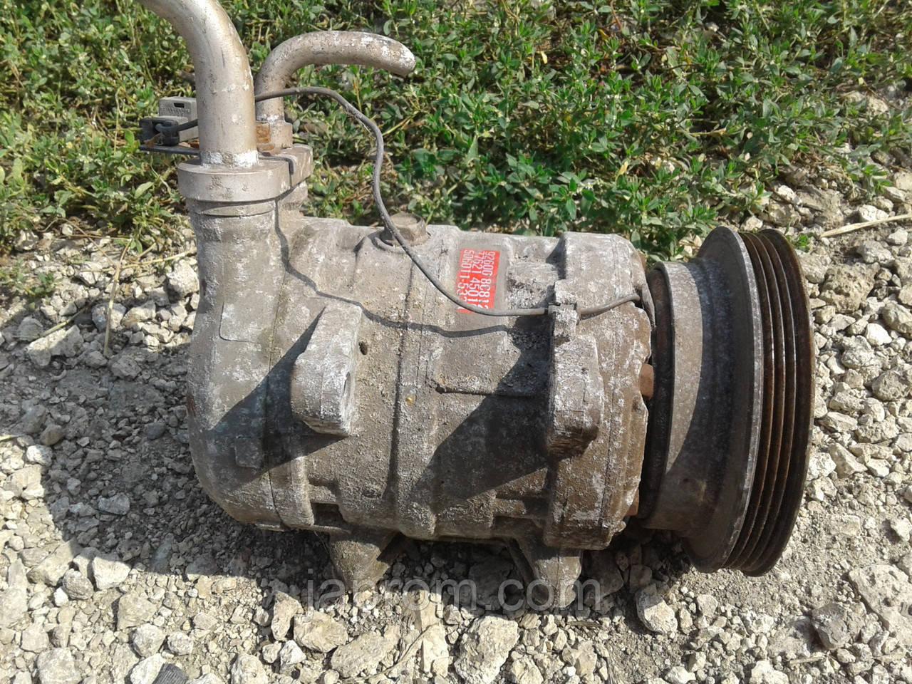 Компрессор кондиционера Nissan Vanette Serena C23 1994-2001г.в. 1.6 бензин