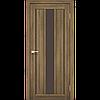 Двери Корфад venecia deluxe VND 04  Дуб браш, дуб марсала, эш-вайт, ясень белый.