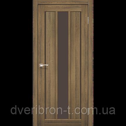 Двери Корфад venecia deluxe VND 04  Дуб браш, дуб марсала, эш-вайт, ясень белый., фото 2