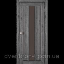 Двери Корфад venecia deluxe VND 04  Дуб браш, дуб марсала, эш-вайт, ясень белый., фото 3