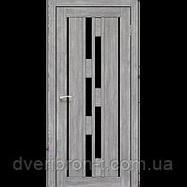 Двери Корфад venecia deluxe VND 05  Дуб браш, дуб марсала, эш-вайт, ясень белый., фото 2