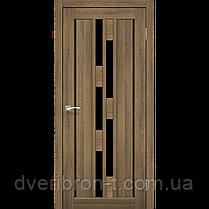 Двери Корфад venecia deluxe VND 05  Дуб браш, дуб марсала, эш-вайт, ясень белый., фото 3