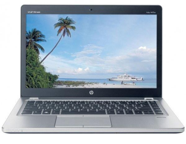 """Ноутбук бу 14"""" HP EliteBook Folio 9470m / i5 3427U / Ram 8gb / HDD 500gb, фото 1"""