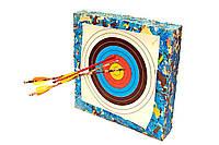Стрелоуловитель для луков и арбалетов, 5000 выстрелов, толщина 10 см, материал