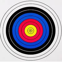 Мишень для стрельбы из арбалетов/луков, 60*60 см, набор из 10 штук