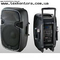 Акустика на аккумуляторе JB15RECHARG400+MP3/FM/Bluetooth+DC-DC INVERTOR, фото 1