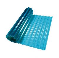 Волнистый шифер Vonoplast  1,5*20 м. голубой
