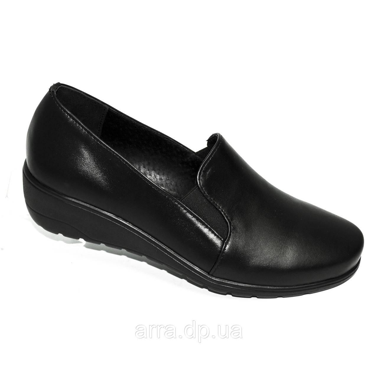 Большие туфли классика