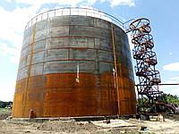 Изготовление резервуара под мелассу