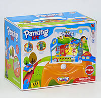 """Гараж детский  """"Parking lot"""". Звук, свет"""