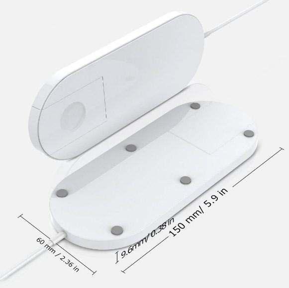 беспроводное зарядное Apple Airpower