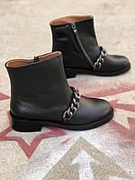 Красивейшие женские ботинки GIVENCHY 39, 40р (реплика), фото 1