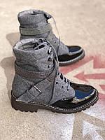 Итальянские ботинки Brunello Cucinelli (реплика), фото 1