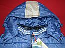 Куртка зимова Canadian блакитна (QuadriFoglio, Польща), фото 3