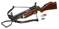 Арбалет винтовочного типа TDR