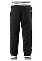 Демисезонные брюки для девочки Reima 526303-9990. Размер 92-140., фото 1