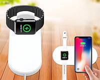 Беспроводное зарядное устройство Primo Qi AirPower для iPhone и Apple Watch, фото 1