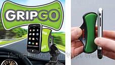 Универсальный автомобильный держатель-подставка для телефона. Holder GRIP GO. TV-SHOP. В Украине, в Одессе, фото 3
