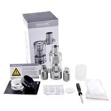 SMOK TFV4 (24,5mm, полный комплект) - Атомайзер для электронной сигареты. Оригинал , фото 3