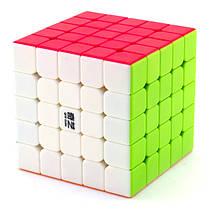 Кубик 5х5 Qiyi QiZheng S, кольоровий, в коробці