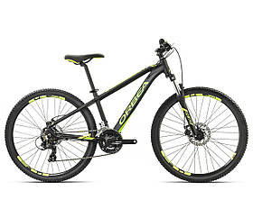 Велосипед Orbea MX 26 18 DIRT Black-green-yellow