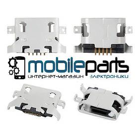 Коннектор зарядки Lenovo A670T | S650 | S720 | S820 | A859 | A830 | A850 | P780 | A319 | A536 orig