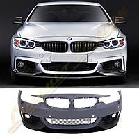 Бампер передний стиль M-PERFOMANCE для BMW 4 F32