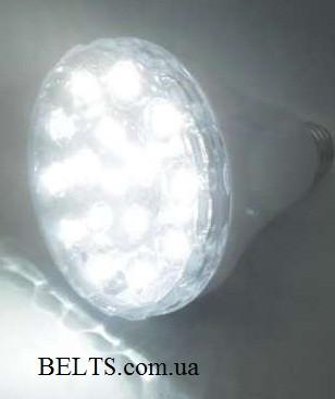Лампа на акумуляторі YJ-1895L, світлодіодний ліхтар YJ - 1895L, лампочка