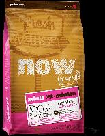 Now Fresh GRAIN FREE Adult Cat - беззерновой корм для кошек (индейка/утка/лосось)