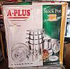 Набор 7 кастрюль с крышками A-PLUS (0749) 3 / 4 / 6 / 8 / 12 / 16 / 20 л, фото 5
