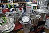 Набор 7 кастрюль с крышками A-PLUS (0749) 3 / 4 / 6 / 8 / 12 / 16 / 20 л, фото 4