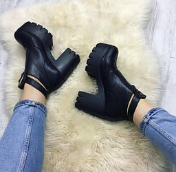 Туфли, ботинки, ботильоны женские весна-осень