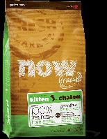 Now Fresh GRAIN FREE Kitten - беззерновой корм для котят (индейка/утка/лосось) 3.63 кг
