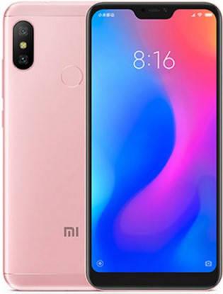 Смартфон Xiaomi Mi A2 Lite 4/64 (Rose Gold) Global Version