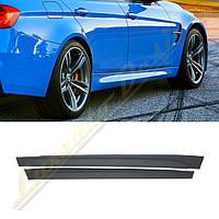 Комплект порогов стиль M3 для BMW 3 F30
