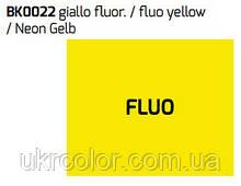 Термопленка Siser Brick Fluorescent Yellow BK0022 ( цвет: флуоресцентный желтый, толщина 1000 микрон )
