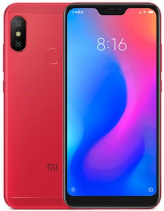 Смартфон Xiaomi Mi A2 Lite 4/64 (Red) Global Version
